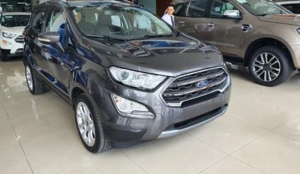 Ra mắt chưa bao lâu, Ford EcoSport 2020 phải giảm giá hàng chục triệu trước sức ép của đối thủ