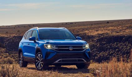 Volkswagen Taos - đối thủ mới của Kia Seltos