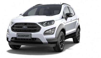 Ford EcoSport thêm phiên bản Activie, công suất 125 mã lực