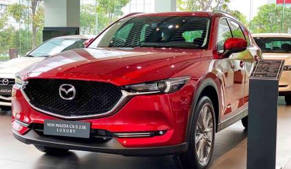"""Giá xe Mazda đồng loạt điều chỉnh tại Việt Nam: Mazda 3 và CX-5 bản cao """"rẻ hơn"""" bản thấp"""