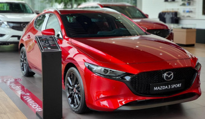 Mazda 3 thêm bản đặc biệt giá 869 triệu đồng tại Việt Nam, kỷ niệm 100 năm thành lập hãng