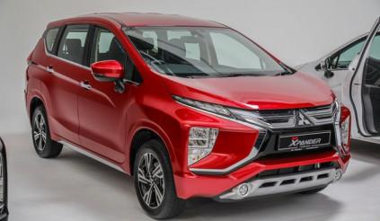 Mitsubishi Xpander lắp ráp tại Malaysia thêm nhiều tính năng, giá thấp hơn Việt Nam
