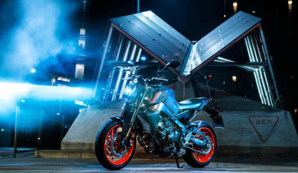Yamaha MT09 thế hệ mới với thiết kế gây rất nhiều tranh cãi