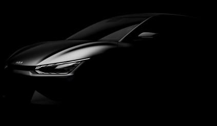 Kia nhá hàng EV6 2021: Xe thuần điện 100%, kích thước vượt cả Kia Sorento, sẽ ra mắt ngay trong tháng 3/2021