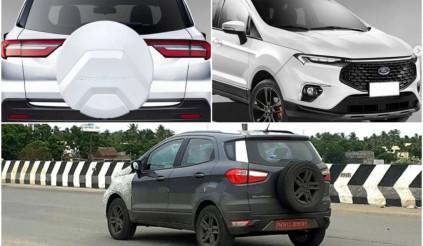Lộ diện Ford EcoSport 2021 nâng cấp mới, khách Việt vui mừng vì trang bị biểu tượng một thời bất ngờ trở lại