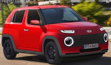 Đàn em mới của Hyundai Kona chốt tên gọi chính thức, chỉ chờ nhập về Việt Nam chiếm lĩnh phân khúc SUV siêu nhỏ