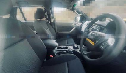 Ford Everest, Ford Ranger đời mới lần đầu lộ ảnh nội thất, khách Việt hào hứng với chi tiết thường chỉ thấy trên xe sang
