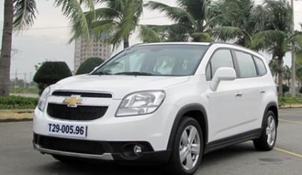 Đánh giá Chevrolet Orlando: Muốn nhanh thì phải… từ từ
