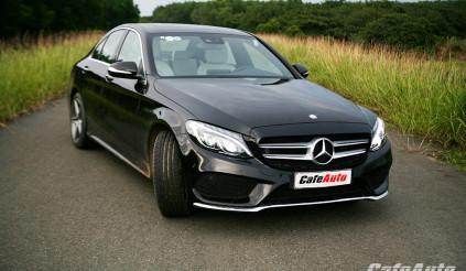 Mercedes-Benz C250 AMG: Sức mạnh và sự quyến rũ