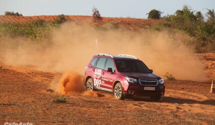 Đánh giá Subaru Forester 2016: Thực dụng và hơn thế nữa