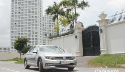 Volkswagen New Passat: Xe thông minh kiểu Đức