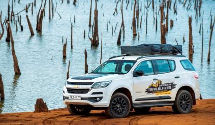 Chevrolet Trailblazer và những trải nghiệm khó quên