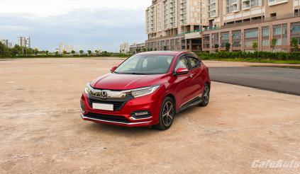 Honda HR-V: Chiếc SUV đô thị thấu hiểu tâm lý người dùng