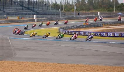 Hai tay đua 9x đại diện Việt Nam tranh tài giải motor Châu Á