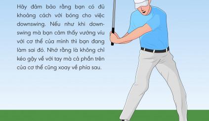 Để có một cú Swing tốt đừng quên 5 lời khuyên dưới đây