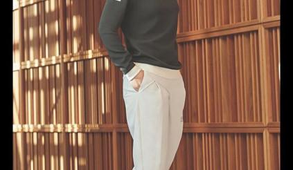 Golfer nữ theo đuổi phong cách tomboy cá tính, đẹp như nam thần