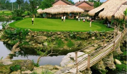 Ở miền Bắc, chơi golf ở đâu cho chất lượng?
