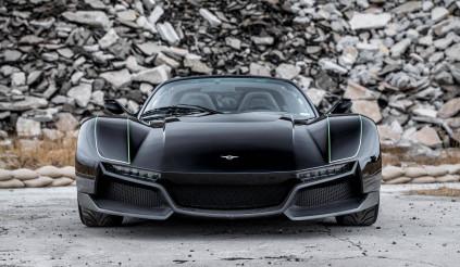 Siêu xe Rezvani Beast Alpha X Blackbird, động cơ 2.5L nhưng công suất tới 700 mã lực