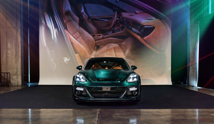 Ngắm mẫu Porsche Panamera Sport Turismo độ hiệu suất cao
