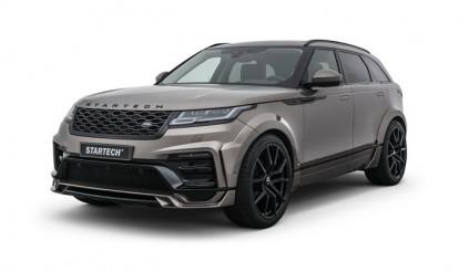 Ngắm vẻ đẹp của Range Rover Velar trong gói độ Startech