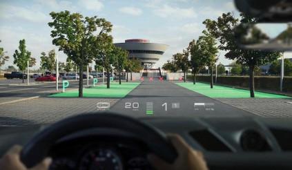 Khám phá màn hình HUD sử dụng công nghệ thực tế ảo tăng cường