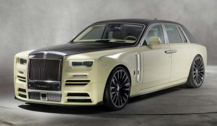Choáng ngợp Rolls-Royce Phantom độ đầy sang chảnh