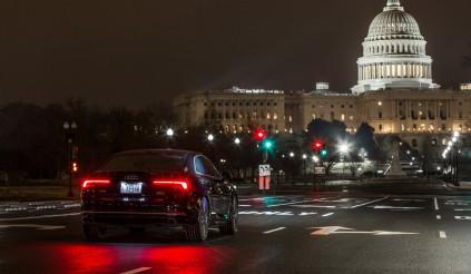 Những chiếc xe trong tương lai có thể 'giao tiếp' với đèn giao thông