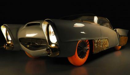 """Ngắm chiếc xe mạ vàng có """"1 không 2"""" tại triển lãm ô tô Thụy Sỹ 2019"""