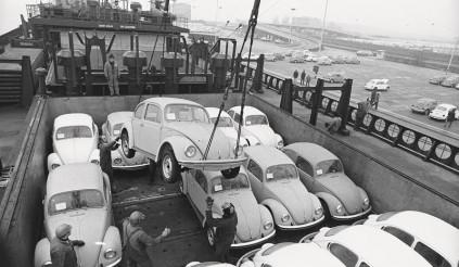 Câu chuyện về tượng đài bất diệt Volkswagen Beetle (P1)