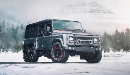 Những kiểu độ cực chất của huyền thoại Land Rover Defender
