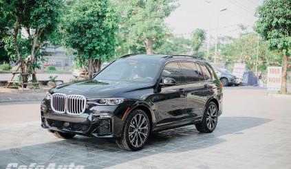BMW X7 2019 USA giá khoảng 7 tỷ đồng: rẻ hơn LX570, sang trọng không thua kém