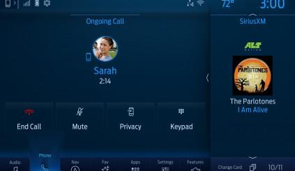 Hệ thống thông tin giải trí SYNC 4 của Ford có gì mới?