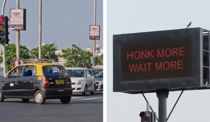 Xem cách Ấn Độ rèn tính kiên nhẫn cho người đi đường