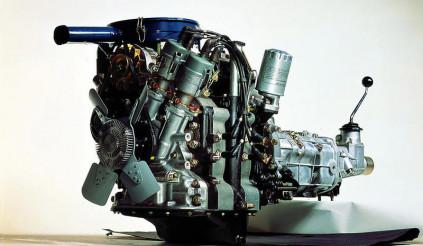 Đã từng có thời ô tô được trang bị những loại động cơ như này