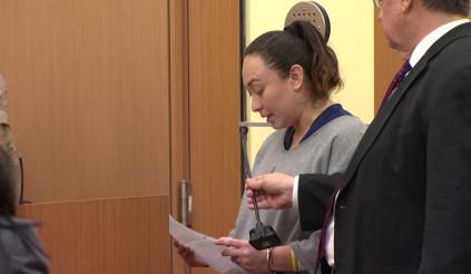 Người Mẹ bị phạt 14 năm tù vì lái xe khiến 3 con mình bị thương