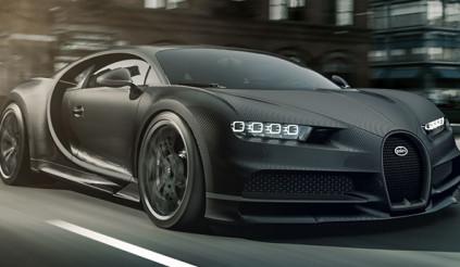 Thước phim ghi lại màn lập kỷ lục của Bugatti Chiron được thực hiện kỳ công ra sao?