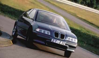Z22 – Đỉnh cao công nghệ một thời của BMW