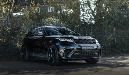 Manhart nâng tầm Range Rover Velar bằng bản nâng cấp mạnh 600 'ngựa'