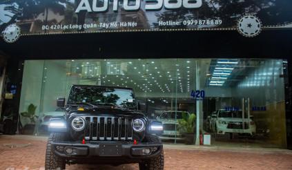 Jeep Gladiator 2020: bán tải không dành cho số đông