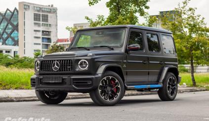Chán Edition 1, đại gia Việt có thêm tùy chọn  Mercedes-AMG G63 giá 12 tỷ cùng gói độ off-road