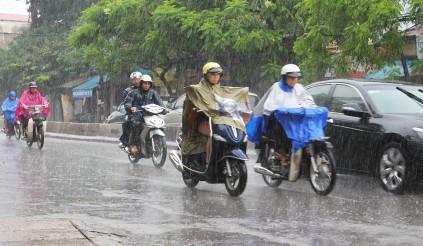 Mùa mưa, làm thế nào để xe máy không bị xuống cấp?