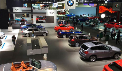 Los Angeles Motor Show 2017