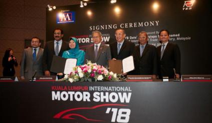 Triển lãm ô tô quốc tế Kuala Lumpur (KLIMS)