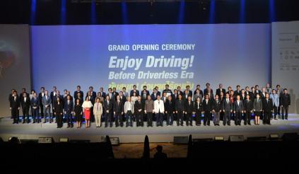 Triển lãm Thailand International Motor Expo 2018