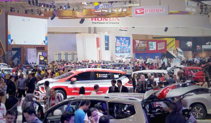 Triển lãm xe quốc tế Gaikindo Indonesia 2019