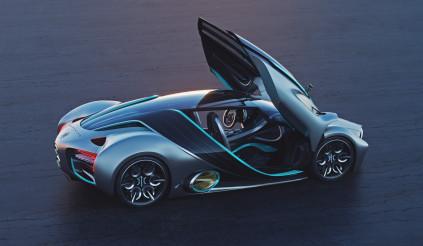Hyperion XP-1 – Kỳ quan công nghệ nhanh như xe đua F1, dai sức hơn Toyota Prius