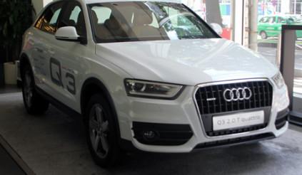 Audi Q3 sắp bán chính thức tại Việt Nam
