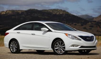Hyundai Sonata-lite dành riêng cho thị trường Trung Quốc
