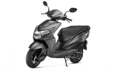 Tay ga Honda Dio 2016 có giá khởi điểm 16 triệu đồng