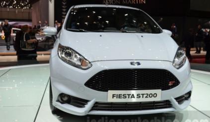 Lộ diện Ford Fiesta 2017 trên đường thử